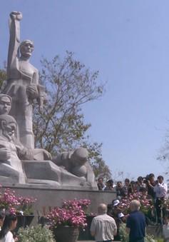 Lễ tưởng niệm 50 năm ngày 504 thường dân Sơn Mỹ bị thảm sát