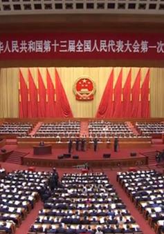Trung Quốc bầu các chức danh lãnh đạo khóa mới