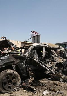 Taliban nhận là thủ phạm vụ đánh bom tại Kabul, Afghanistan