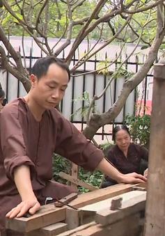 Độc đáo triển lãm lụa Việt