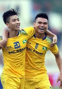 Vòng 3 Nuti Café V.League 2018: Sông Lam Nghệ An 2-2 Than Quảng Ninh
