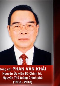 Treo cờ rủ trong hai ngày Quốc tang nguyên Thủ tướng Phan Văn Khải