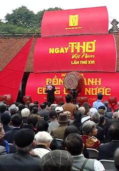 Ngày thơ Việt Nam khai mạc với nhiều nét mới