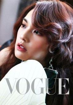 Dương Thừa Lâm cá tính và lạ lẫm trên Vogue