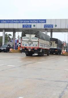 Tạo thuận lợi cho phương tiện lưu thông qua Trạm thu phí BOT Quảng Trị