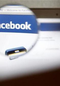Cổ phiếu của Facebook xuống thấp nhất trong 4 năm qua