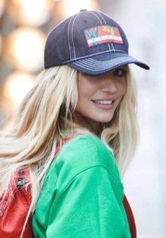 Britney Spears thon gọn bất ngờ