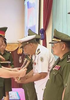 Trao giải sáng tác về 50 năm quan hệ Việt Nam – Campuchia