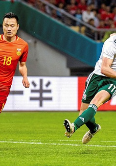 Lập hat-trick vào lưới ĐT Trung Quốc, Gareth Bale đi vào lịch sử bóng đá Xứ Wales