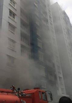 Thiếu an toàn trong phòng cháy chữa cháy tại chung cư - Nỗi ám ảnh của người dân