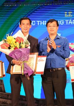 """Trao giải cuộc thi sáng tác video clip hát Quốc ca """"Tự hào Tổ quốc Việt Nam"""""""