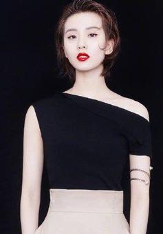 Lưu Thi Thi đẹp rạng rỡ trên Harper's Bazaar