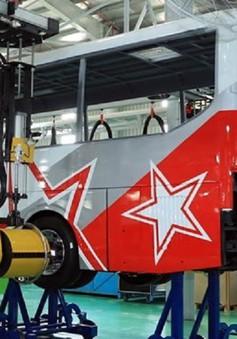 Nhà máy lắp ráp xe Mazda lớn nhất Đông Nam Á được vận hành tại Việt Nam