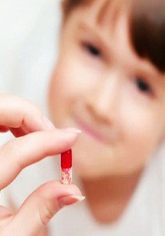Những lưu ý khi sử dụng kháng sinh cho trẻ