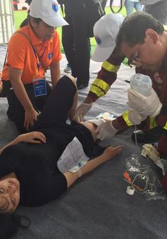 Diễn tập ứng phó y tế trong thảm họa các quốc gia ASEAN lần thứ 2 năm 2018