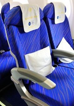 Đây là lý do tại sao ghế ngồi trên máy bay hầu hết lại có màu xanh dương