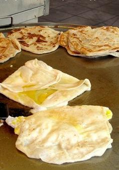 Khó quên hương vị bánh roti Malaysia