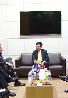 Ủng hộ các doanh nghiệp Pháp đầu tư vào Việt Nam
