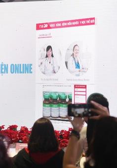 Ra mắt mục Bệnh viện Online - Nơi bác sĩ tư vấn trực tuyến cho độc giả