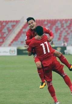 Tuyển Việt Nam nằm ở nhóm hạt giống trên Thái Lan tại VCK Asian Cup 2019