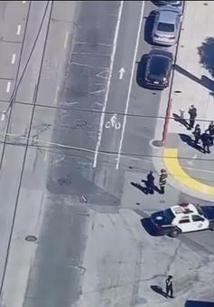 Mỹ: Lao xe vào đám đông ở California, 5 người thương vong