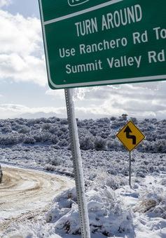 Mỹ: Hơn 30.000 người được lệnh sơ tán để tránh lở đất