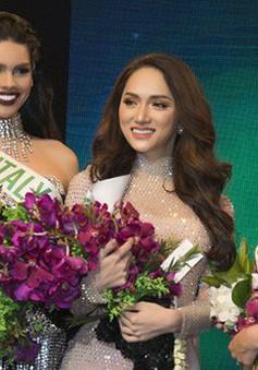 Hương Giang Idol giành giải Tài năng tại Hoa hậu Chuyển giới Quốc tế 2018