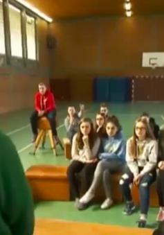 Đức: Trường học chuẩn bị cho học sinh trong tình huống xả súng