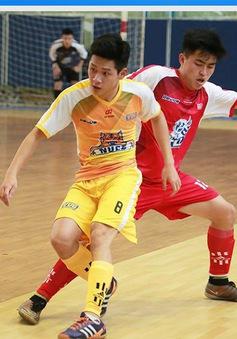 [VIDEO] Futsal sinh viên toàn quốc 2018: Bỏ lỡ nhiều cơ hội, ĐH Xây Dựng thất bại trước ĐH Thủy Lợi