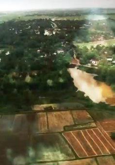 Việt Nam công bố bản đồ bom mìn