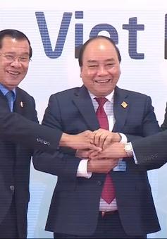 Khai mạc Hội nghị cấp cao hợp tác khu vực Tam giác phát triển CLV