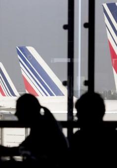 Hãng hàng không Air France hủy 25% chuyến bay vì đình công