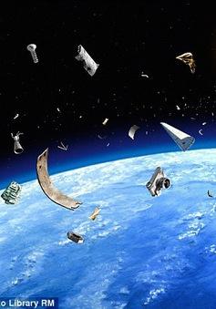 Hãy cẩn thận với mảnh vỡ tàu vũ trụ!