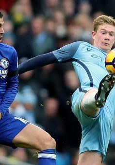Vòng 29 Ngoại hạng Anh, Man City - Chelsea: Bước dài đến ngôi vương (23h00 hôm nay)