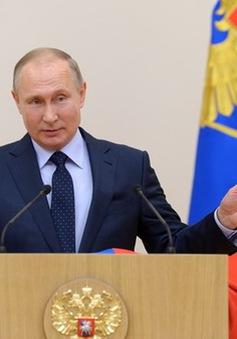 Tầm nhìn nước Nga qua Thông điệp liên bang 2018