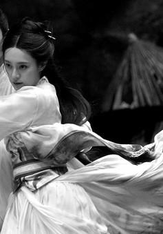 Phim mới của vợ chồng Tôn Lệ tùng poster cực ấn tượng