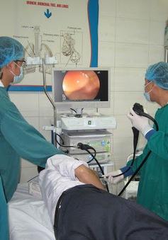 Triển khai kỹ thuật thắt giãn tĩnh mạch thực quản