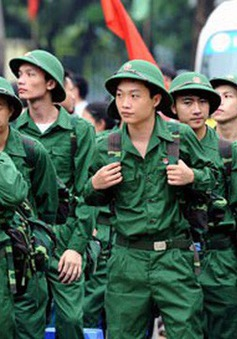 Hà Nội chú trọng gọi nhập ngũ những công dân đã tốt nghiệp Đại học