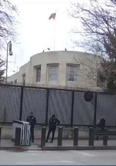 Phá âm mưu tấn công Đại sứ quán Mỹ tại Ankara (Thổ Nhĩ Kỳ)