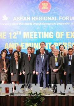 Khai mạc cuộc họp lần thứ 12 Nhóm các Chuyên gia và Nhân vật nổi tiếng của Diễn đàn Khu vực ASEAN