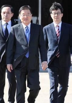 Lãnh đạo Triều Tiên tiếp đặc phái viên của Tổng thống Hàn Quốc