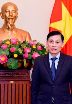 """Việt Nam luôn hoan nghênh các sáng kiến kết nối, trong đó có sáng kiến """"Vành đai và Con đường"""""""