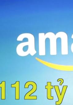 Ông chủ Amazon Jeff Bezos là người giàu nhất thế giới năm 2018