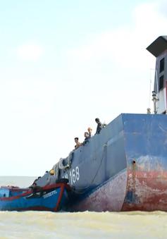 Hôm nay (7/3) bắt đầu trục vớt tàu chìm tại Bình Định