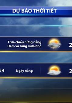 Trung tâm Truyền hình Thời tiết và Cảnh báo Thiên tai thông báo tuyển dụng