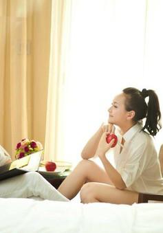 Trưởng nhóm OPlus - Nguyễn Quang Minh hát tặng vợ nhân ngày 8/3