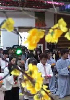 Lễ cầu an của cộng đồng người Việt tại Hàn Quốc
