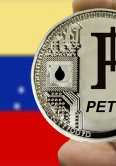 Venezuela chuẩn bị bán đấu giá đồng tiền ảo petro