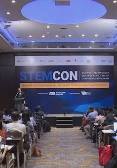Stemcon 2018: Cách mạng công nghiệp 4.0, con người là chìa khóa thành công và năng lực cạnh tranh