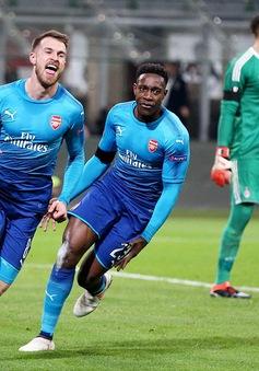 Kết quả Europa League rạng sáng 09/3: Arsenal thắng thuyết phục AC Milan